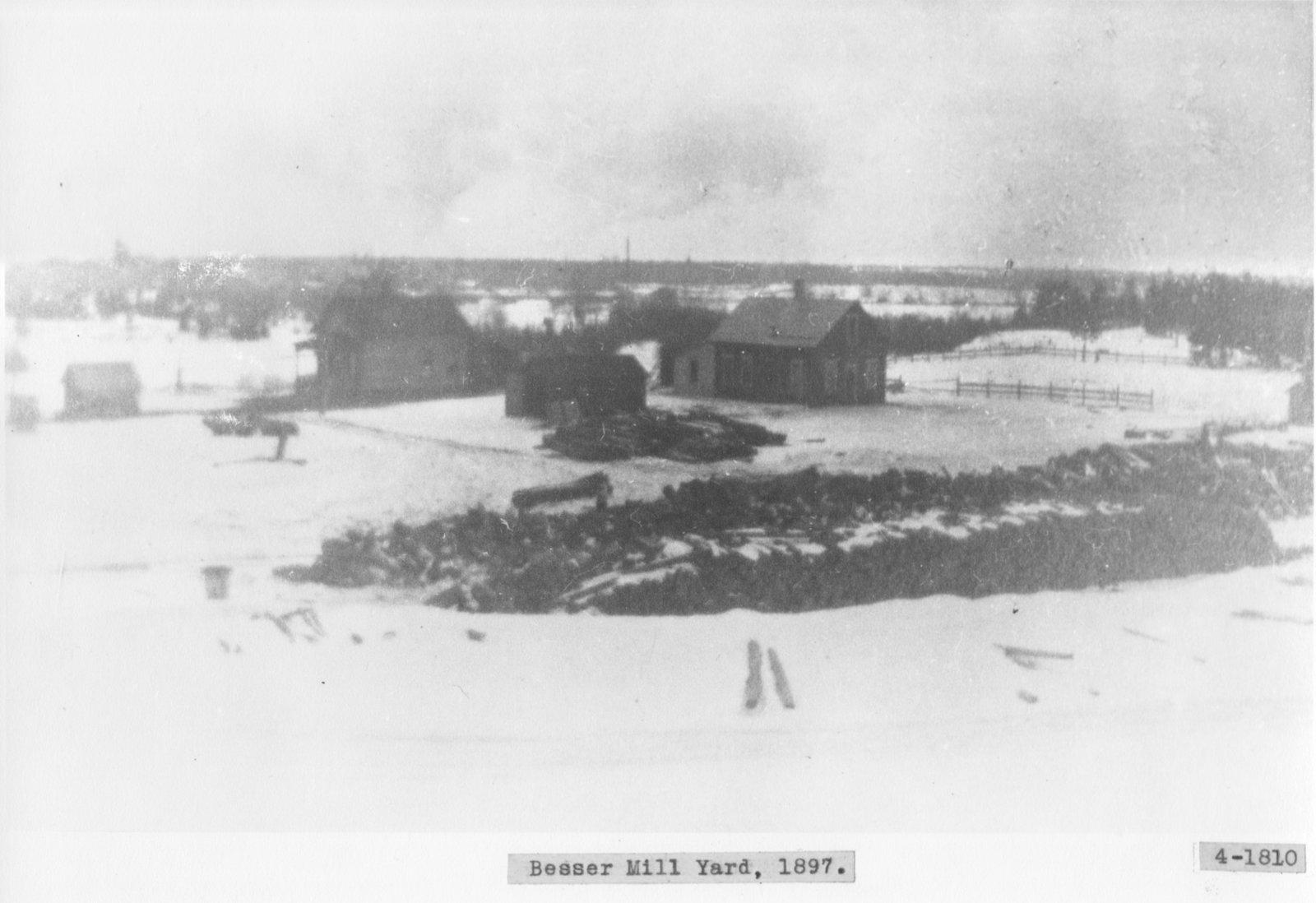 Besser Stave Mill (aka The Besser - Churchill Co.)