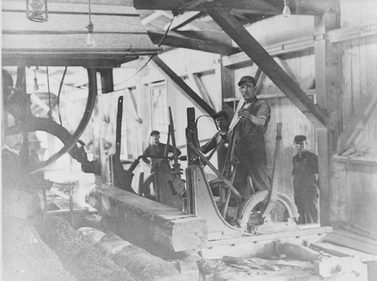 Island Mill Sawmill
