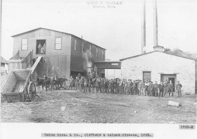 Eales Brothers & Company Shingle & Tie Mill