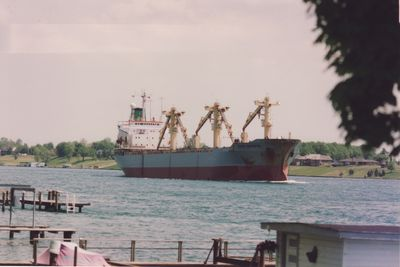AGAMEMNON (1983, Ocean Freighter)