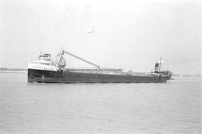 WILLIAM C. AGNEW (1911, Bulk Freighter)