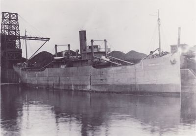 ANGOULEME (1917, Bulk Freighter)