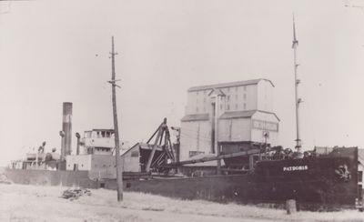ARDGARTH (1913, Package Freighter)