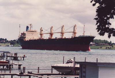 ASTRAL OCEAN (1985, Ocean Freighter)