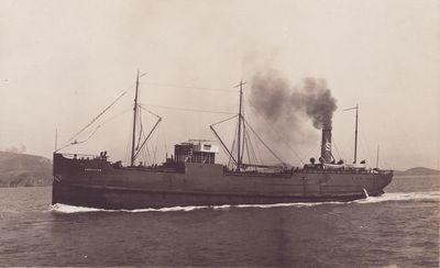 ASUNCION (1900, Bulk Freighter)