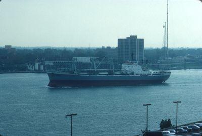 ATALANTI (1972, Ocean Freighter)