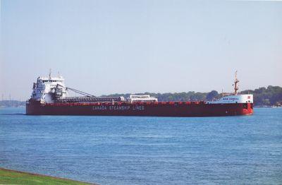 BAIE COMEAU (2012, Bulk Freighter)