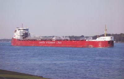 BAIE ST. PAUL (2012, Bulk Freighter)