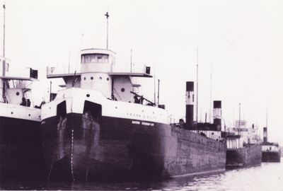 FRANK B. BAIRD (1923, Bulk Freighter)