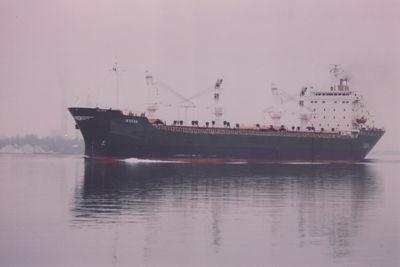 BAR (1986, Ocean Freighter)