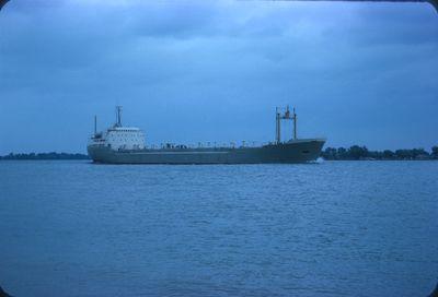 BARILOCHE (1962, Ocean Freighter)