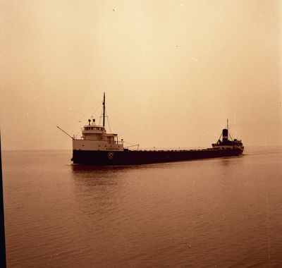 THOMAS BARLUM (1907, Bulk Freighter)