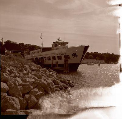 BAY QUEEN (1978, Ferry)