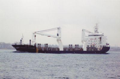 BELUGA FORTIFICATION (2007, Ocean Freighter)