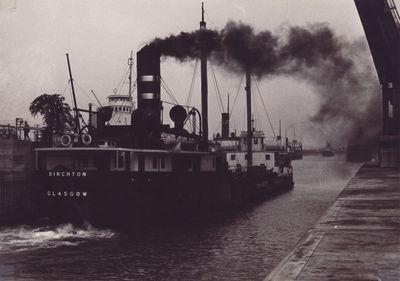 BIRCHTON (1924, Bulk Freighter)