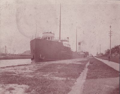 CLARENCE A. BLACK (1898, Bulk Freighter)