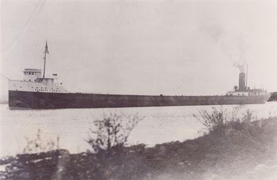 HERBERT F. BLACK (1916, Bulk Freighter)