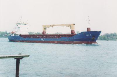 BOREAS (1998, Ocean Freighter)