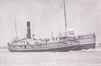 BOSTON (1880, Package Freighter)