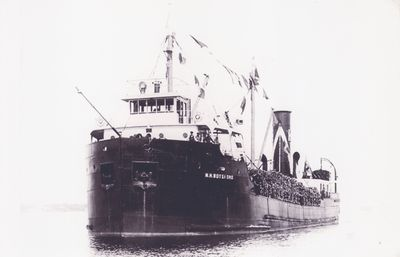 N.H. BOTSFORD (1922, Package Freighter)