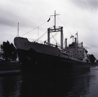PHYLLIS BOWATER (1960, Ocean Freighter)
