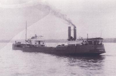 J. OSWALD BOYD (1913, Tank Vessel)