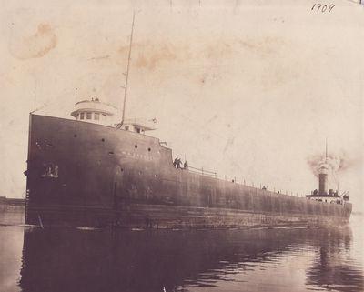 M.A. BRADLEY (1908, Bulk Freighter)