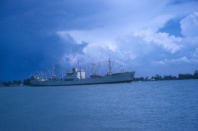 BRAHEHOLM (1951, Ocean Freighter)