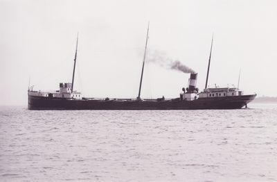 BRAZIL (1890, Bulk Freighter)