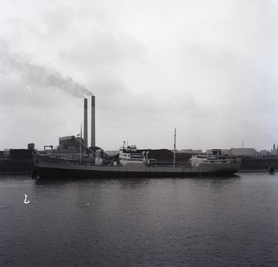 BUCCANEER (1950, Tank Vessel)