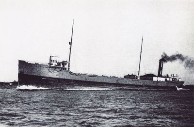 BUFFALO (1899, Package Freighter)