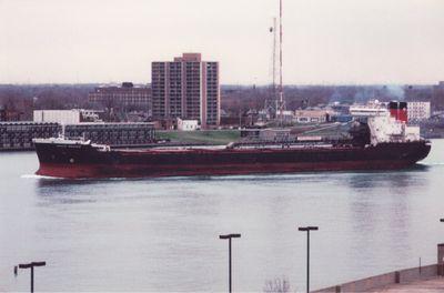 CANADIAN AMBASSADOR (1983, Bulk Freighter)
