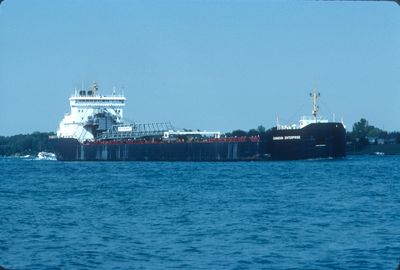 CANADIAN ENTERPRISE (1979, Bulk Freighter)