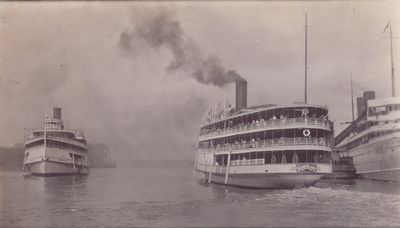 CANADIANA (1910, Steamer)
