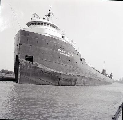 CAROL LAKE (1960, Bulk Freighter)