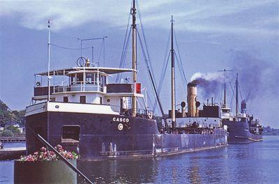 CASCO (1927, Bulk Freighter)