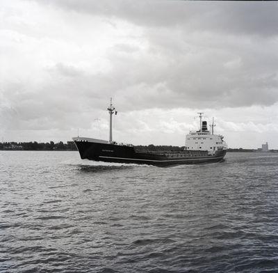 CATHERINE (1977, Ocean Freighter)