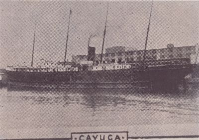 CAYUGA (1889, Package Freighter)