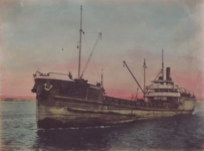 CHARPENTIER (1919, Package Freighter)