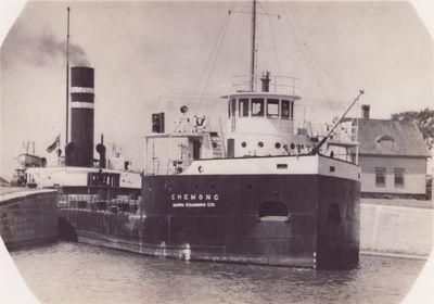 CHEMONG (1924, Bulk Freighter)