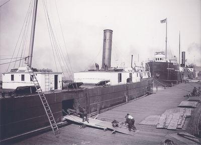 CHILI (1895, Bulk Freighter)