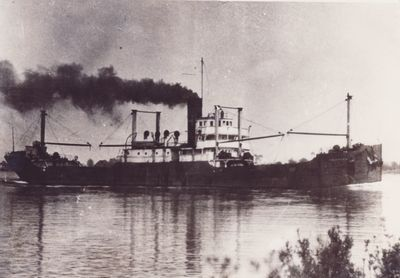CHIPPEWA (1920, Package Freighter)