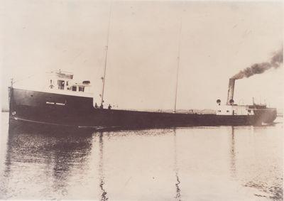 WILLIAM CHISHOLM (1884, Bulk Freighter)