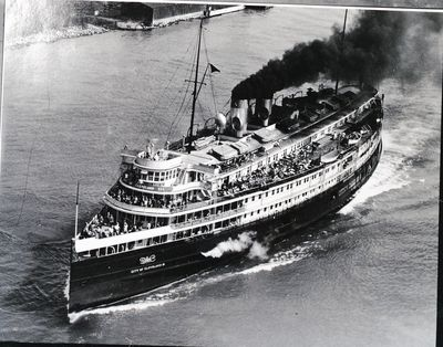 CITY OF CLEVELAND (1907, Steamer)
