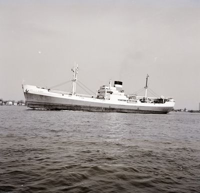 CITY OF ST. ALBANS (1960, Ocean Freighter)