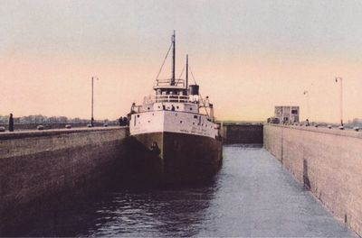 CITY OF WINDSOR (1929, Package Freighter)