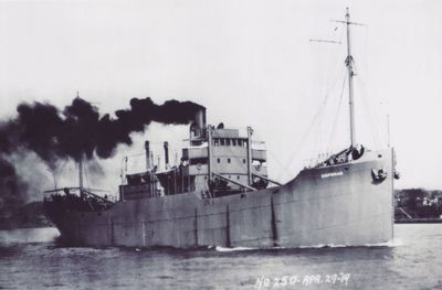 COPERAS (1918, Package Freighter)