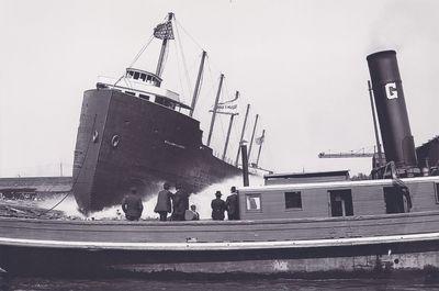 WILLIAM E. COREY (1905, Bulk Freighter)