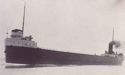 JAMES CORRIGAN (1908, Bulk Freighter)