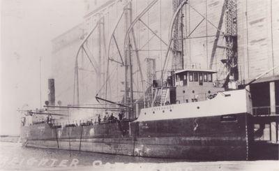 COTEAUDOC (1929, Bulk Freighter)